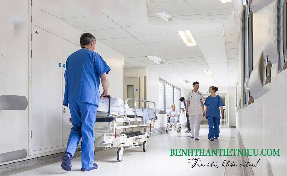 Tán sỏi niệu quản ở bệnh viện uy tín để bảo đảm an toàn cho chính bạn